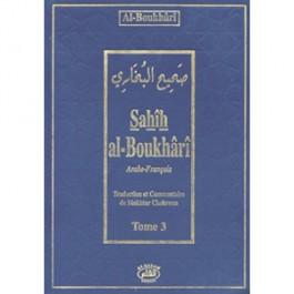 Sahîh Al-Boukhârî – Tome 3 (arabe/français)